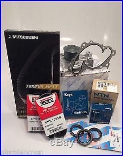 Timing Belt+Water Pump Kit-Toyota/Lexus V6 3.0 Hydraulic Auto, Seals, Gasket
