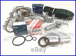 Timing Belt + Water Pump Kit V8 4.7 Genuine/OE Manufacture Parts (No Drivebelt)