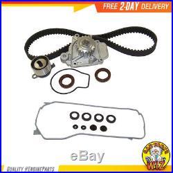 Timing Belt Water Pump Kit Valve Cover Fits 88-95 Honda Civic 1.5L SOHC D15B