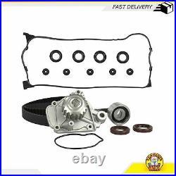 Timing Belt Water Pump Kit Valve Cover Fits 92-95 Honda Civic 1.6L SOHC D16Z6