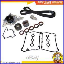 Timing Belt Water Pump Kit Valve Cover Gasket Fits 00-05 Audi 2.7L V6 APB TURBO