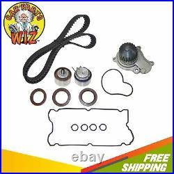 Timing Belt Water Pump Kit Valve Cover Gasket Fits 03-10 Chrysler Jeep 2.4L DOHC