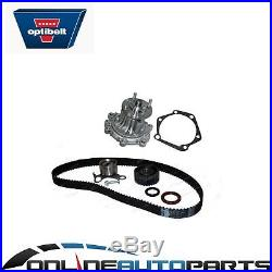 Timing Belt + Water Pump Kit suits 4Runner Surf LN130 89-96 2L-T 2L-TE 3L Diesel