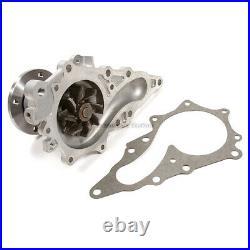 Timing Belt Water Pump Tensioner Kit Fit 92-00 Lexus SC300 Toyota Supra 2JZGE
