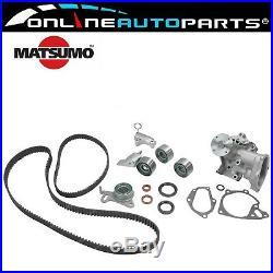 Timing Belt, Water Pump + Tensioner Kit Triton ML MN 4D56Ti 2.5L Diesel 0815