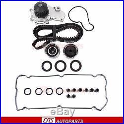 Timing Belt Water Pump & Valve Cover Gasket Kit 95-99 Chrysler Dodge 2.0L 420A