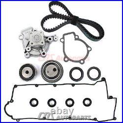 Timing Belt Water Pump Valve Cover Gasket Kit Fits 03-06 Hyundai Kia 2.0L G4GF