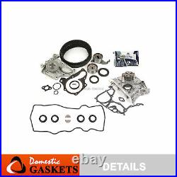 Timing Belt with Water Oil Pump Kit 5SFE Fits 92-01 TOYOTA CAMRY SOLARA 2.2L