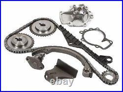 Timing Chain Gear Water Pump Kit For Nissan Sr20de Serena Pulsar N14 N15 Sss