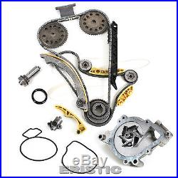 Timing Chain Kit Balance Shaft Water Pump FOR 00-11 GM 2.0 2.2 2.4 L61