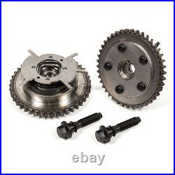 Timing Chain Kit Cam Phaser VCT Selenoid Oil Water Pump Fit 07-10 Ford 5.4L 24V