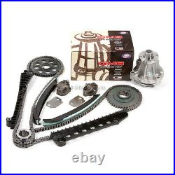Timing Chain Kit GMB Water Pump Fit 03-11 Ford E150 F150 F250 Expedition 5.4
