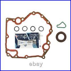Timing Chain Kit (JTEC) Water Pump Oil Pump Fit 99-02 Dodge Jeep 4.7L SOHC