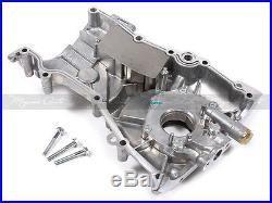 Timing Chain Kit Oil Pump GMB Water Pump Fit 98-01 Nissan Altima KA24DE DOHC