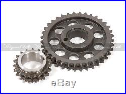 Timing Chain Kit Oil Water Pump Fit 78-82 Toyota Celica Pick Up 2.2 2.4 20R 22R