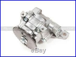 Timing Chain Kit Oil Water Pump Fit 96-03 Chevy Suzuki 1.8 2.0 DOHC J18A J20A