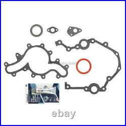 Timing Chain Kit Timing Cover Gaskets Oil Water Pump Fit 97-11 Ford 4.0 SOHC V6