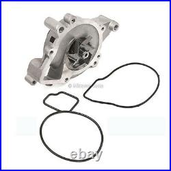 Timing Chain Kit VCT Selenoid Actuator Gear Water Pump Fit GM 2.2L 2.4L Ecotec
