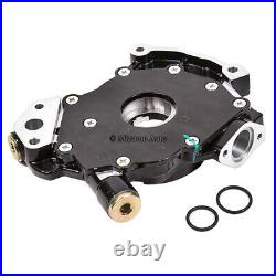 Timing Chain Kit VCT Selenoid Cam Phaser Oil Water Pump Fit 07-10 Ford 5.4L 24V