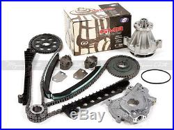 Timing Chain Kit Water Oil Pump Fit 03-04 Ford E150 F150 F250 Expedition 5.4L 2V