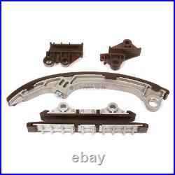 Timing Chain Kit Water Oil Pump Fit 95-01 Infiniti I30 Nissan Maxima VQ30DE