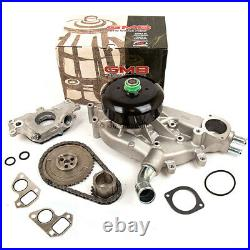 Timing Chain Kit Water Oil Pump Fit 97-04 Cadillac Chevrolet GMC 4.8 5.3 6.0