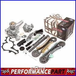 Timing Chain Kit Water Oil Pump Land Rover Ford Explorer Ranger Mazda 4.0L SOHC