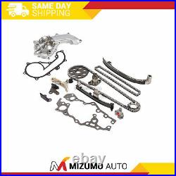 Timing Chain Kit Water Pump 3RZFE Fit 94-04 2.7L Toyota T100 4Runner Tacoma
