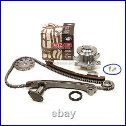 Timing Chain Kit Water Pump Fit 00-06 Toyota Celica GTS Corolla Matrix 1.8 2ZZGE