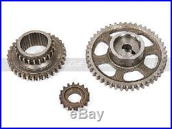 Timing Chain Kit Water Pump Fit 02-06 Acura RSX Honda Civic DOHC 2.0L K20A3