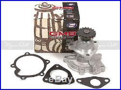 Timing Chain Kit + Water Pump Fit Pontiac Chevrolet Oldsmobile 2.4L VIN T