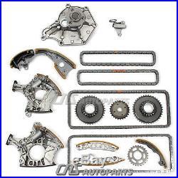 Timing Chain Kit Water Pump Fits Audi 3.2L DOHC 2.4L BDW AUK BKH BPK BYU A4 A6