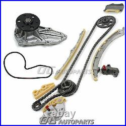 Timing Chain Kit + Water Pump Set For Acura Honda 2.4L K24Z2 K24Z3 K24Z6 K24Z7