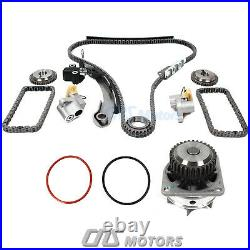 Timing Chain Kit Water Pump for 05-15 NISSAN Frontier NV Pathfinder Xterra 4.0L