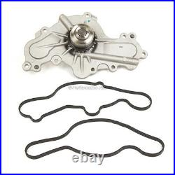 Timing Chain Kit Water Pump for 07-10 Ford Edge Taurus Lincoln Mkz V6 3.5 3.7L