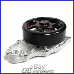 Timing Chain Kit and Water Pump Fits 06-11 Honda Civic SI 2.0L L4 DOHC K20Z3