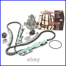Timing Chain Kit witho Gears Water Pump Fit 97-02 Ford E150 F150 F250 Explorer 4.6