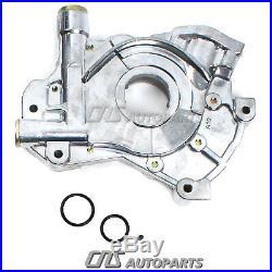 Timing Chain VVTi Solenoid Valve Water Oil Pump Kit 04-08 Ford Lincoln 5.4L 3V