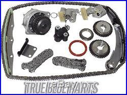 Timing Chain Water Pump Kit Fits 04-09 Quest Max Altima 3.5 DOHC TKNS155GWP