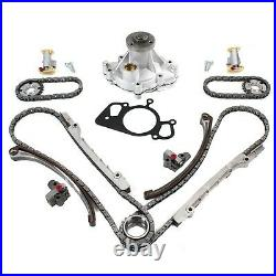 Timing Chain kit Water Pump Kit For 97-00 Jaguar S-type XJ8 XJR XK8 4.0L V8 DOHC