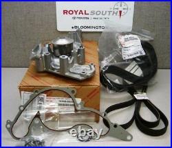 Toyota 01-07 Sequoia 4.7 2UZFE Timing Belt Kit Genuine OE OEM