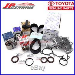 Toyota Genuine 95-04 Tacoma 3.4l V6 5vzfe Water Pump Timing Belt Thermostat Kit