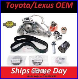 Toyota/Lexus V8 4.7L Timing Belt Water Pump Kit Genuine With OEM Factory Parts