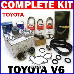 Toyota Tacoma Tundra 4Runner T100 3.4L/V6 Complete Timing Belt & Water Pump Kit