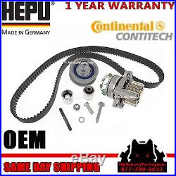Volkswagen Passat Eos Golf GTI Jetta Timing belt Kit Water pump 2.0T FSI 06 09