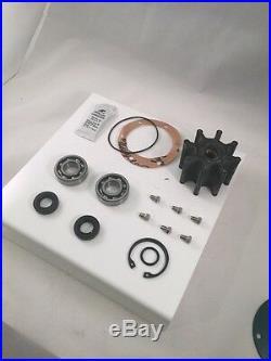Volvo Penta Raw Water Pump Rebuild Kit 860629 3583115 NEW Quality Parts