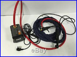WP-18 TIG-18 Water Cool Torch with Water Pump 220V Kit for Tig Welder Water Tank