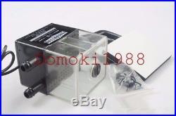 Water Cooling 120mm Radiator Pump Fan Block Complete Kit For Intel 115X silver