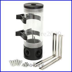 Water Cooling Kit 240 Radiator CPU GPU Block Pump Reservoir Tubing Fan Heatsink
