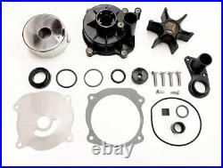 Water Pump Impeller Kit For Johnson Evinrude 85-300 HP- 5001594, 5001593, 395062